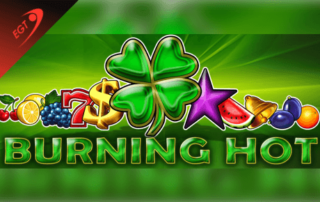 Burning Hot Slot Machine Online