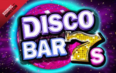 Disco Bar 7s Slot Machine Online