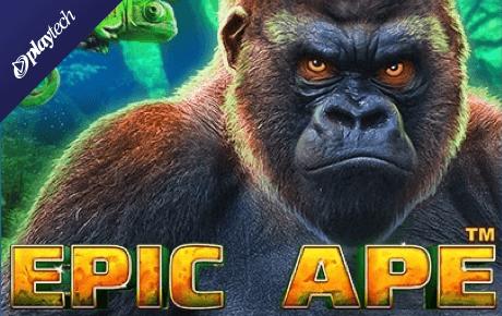 Epic Ape Slot Machine Online