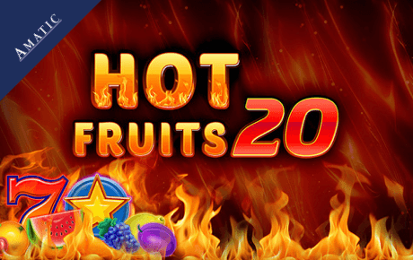 Hot Fruits 40 Slot Machine Online