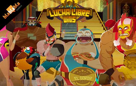 Lucha Libre Wins Slot Machine Online