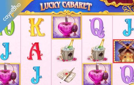 Lucky Cabaret Slot Machine Online