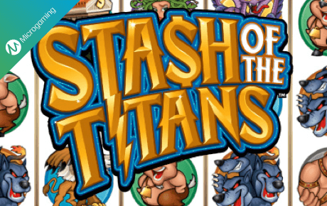 Stash of the Titans Slot Machine Online